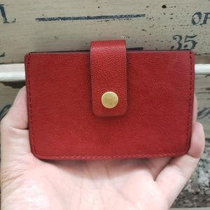 Fossil card holder wallet